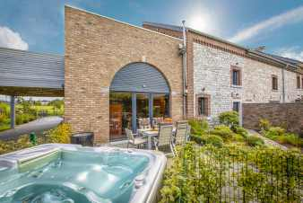 4-star holiday house for two people in the Ardennes, near Eupen