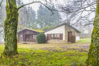 Chalet in Fauvillers for 3/5 persons in the Ardennes