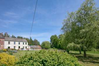 Holiday on a farm in Froidchapelle for 9 persons in the Ardennes