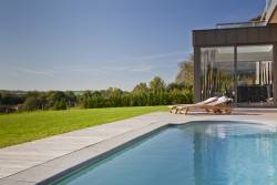 Luxury villa for 10 people in Aubel with wellness area