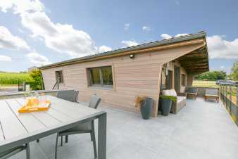 Chalet in Gedinne for 8 persons in the Ardennes