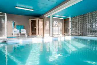 4 star villa for 15 people in gesves with indoor pool