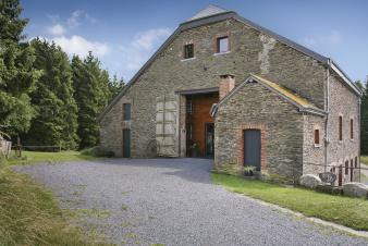 Holiday cottage in Gouvy for 25 persons in the Ardennes