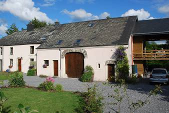 Beautiful holiday home for 6 people in Habay in the Ardennes