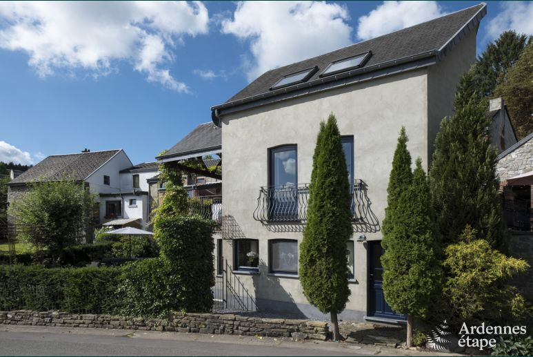 Holiday cottage in Hamoir for 4 persons in the Ardennes