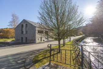 Apartment in Han-sur-Lesse for 9 persons in the Ardennes