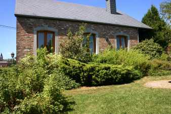 Super equipped holiday house for 11 people for rent in Havelange