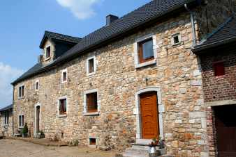 2-star village holiday home for 8 persons to rent in Henri-Chapelle