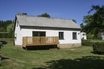 Chalet in Herbeumont for your holiday in the Ardennes with Ardennes-Etape