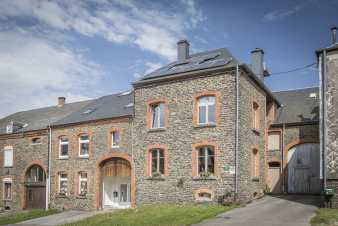 Holiday cottage in Herbeumont for 8 persons in the Ardennes