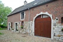 Small farmhouse in Herve for your holiday in the Ardennes with Ardennes-Etape