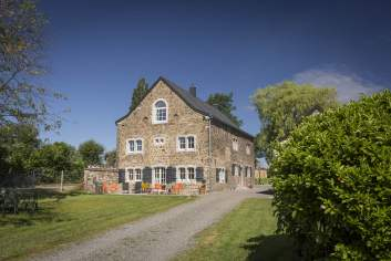 Holiday cottage in Herve for 14 persons in the Ardennes