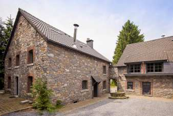 Luxury villa in Hockai for 8 persons in the Ardennes
