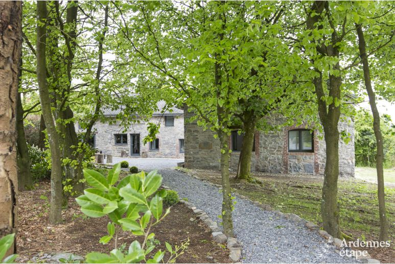 Luxury villa in Hockai for 14 persons in the Ardennes
