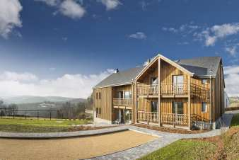 Chalet in Houffalize for 12/14 persons in the Ardennes