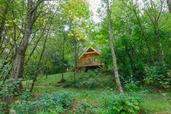 Chalet for a romantic stay for 2 in Houffalize in the Ardennes