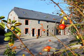 Holiday cottage in Houffalize for 12 persons in the Ardennes