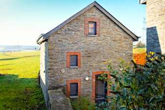 Authentic holiday cottage for 4 persons to rent in Houffalize