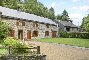 Holiday home in Houffalize for 8 people in the Ardennes