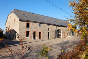 Holiday cottage in Houffalize for 10 persons in the Ardennes