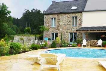 Holiday cottage in Jalhay (Spa) for 9 persons in the Ardennes