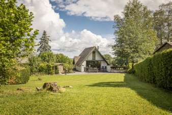 Chalet in Jalhay for 4 persons in the Ardennes