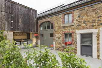 Holiday cottage in Jalhay for 2/4 persons in the Ardennes