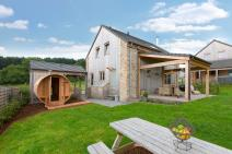Chalet in La Roche (Dochamps) for your holiday in the Ardennes with Ardennes-Etape