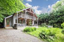 Chalet in La Roche-En-Ardenne for your holiday in the Ardennes with Ardennes-Etape