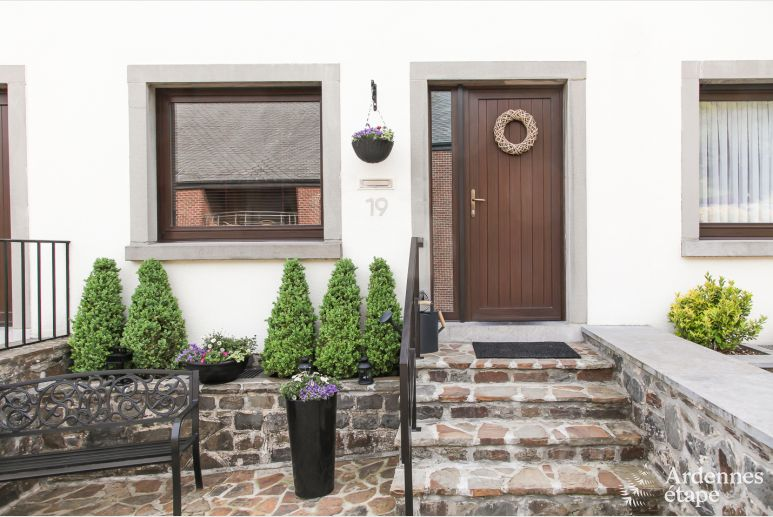 Holiday home in La Roche-en-Ardenne for four people in the Ardennes