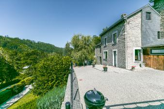 Holiday cottage in La Roche en Ardenne for 2/4 persons in the Ardennes