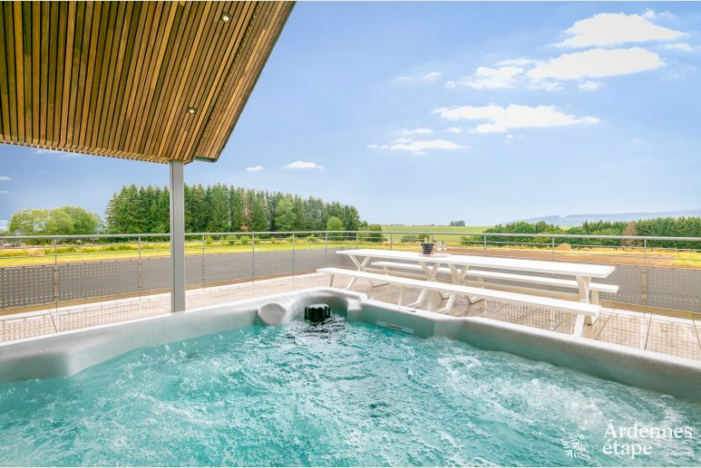 Sumptuous villa for 14 people with indoor pool in La Roche-en-Ardenne