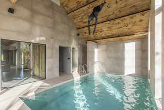 Luxury villa in La Roche en Ardenne for 15 persons in the Ardennes