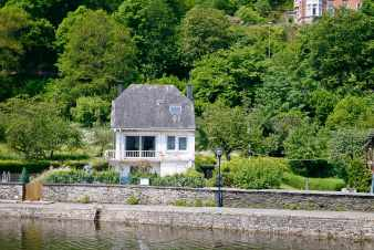 Holiday house for 9 people with sauna in La Roche-en-Ardenne