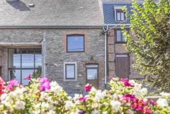 Holiday cottage in Libin for 4/6 persons in the Ardennes