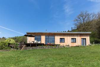 Holiday cottage in Libin for 4 persons in the Ardennes