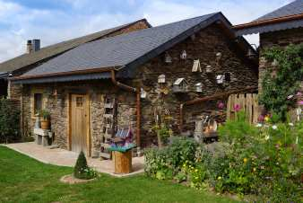 Holiday cottage in Libin for 2 persons in the Ardennes