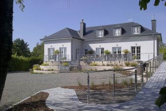 Luxury villa in Libin for 18 persons in the Ardennes