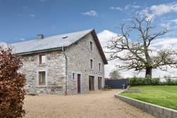Authentic Ardennes farmhouse holiday cottage for 6p to rent in Libramont