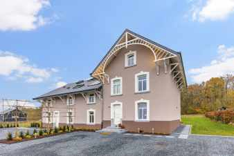 Holiday cottage in Libramont-Chevigny for 15 persons in the Ardennes