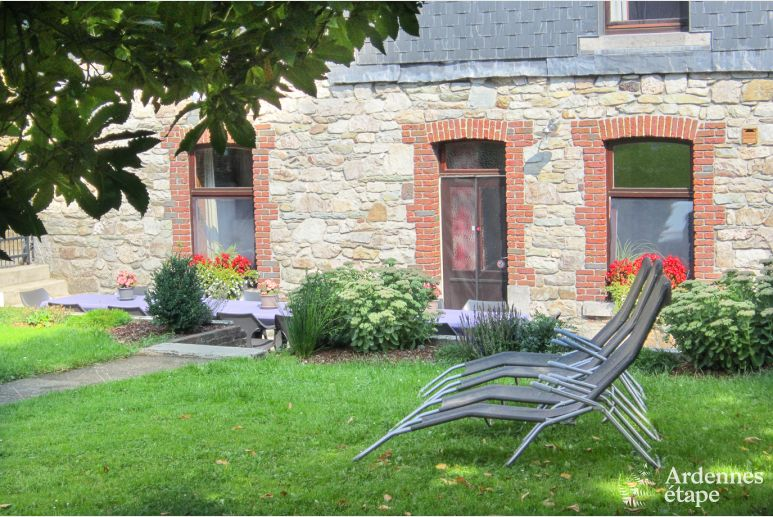 Farmhouse holiday cottage for 15 persons to rent in Libramont