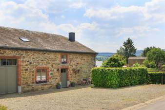 Holiday house ideal for a stay for two people in the Ardennes