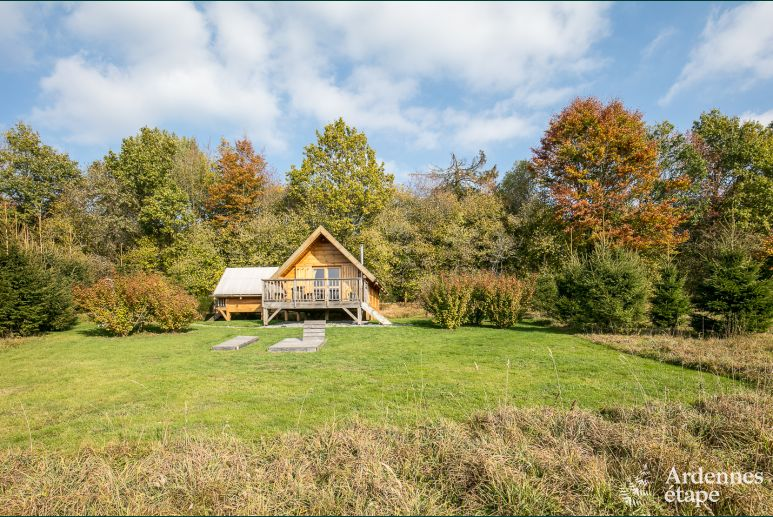 Holiday cottage for 5 pers. perfect for family hikes to rent in Lierneux