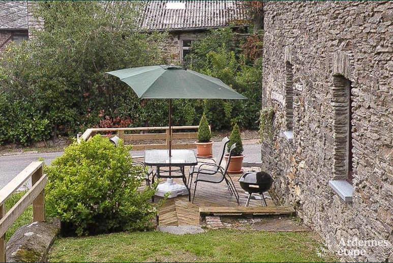 Pleasant self-catering accommodation for 4 persons in Lierneux