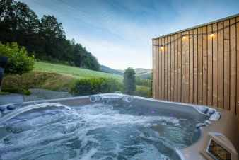 Luxury villa in Lierneux for 8 persons in the Ardennes