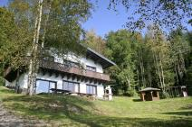 Chalet in Malmedy (Xhoffraix) for your holiday in the Ardennes with Ardennes-Etape