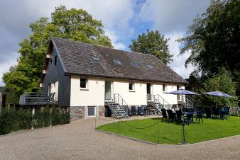 Holiday cottage in an old farm in the heart of an idyllic setting in Malmedy