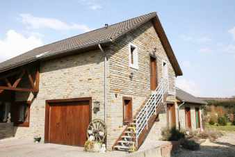 Holiday house for 4 persons in Malmedy in the Belgian Ardennes