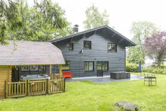 Cosy holiday cottage to rent in the Belgian High Fens in Malmedy