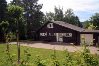 Chalet in Malmedy for 8 people